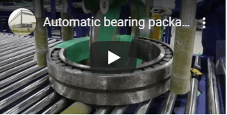 bearing packing machine video