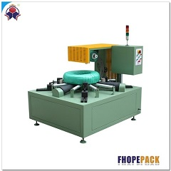 horizontal hose coil packing machine FPCA100