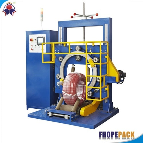 Hose wrapping machine FPH-300