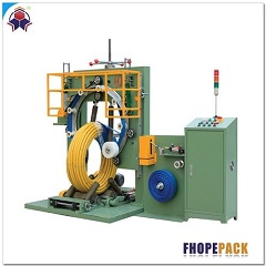 Hose Coil wrapping machinery FPH-400W
