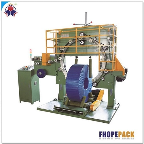 Hose Coil wrapping machinery FPH-500W