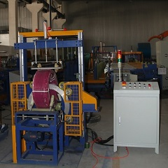 Light hose coil packing machine FPS-300H