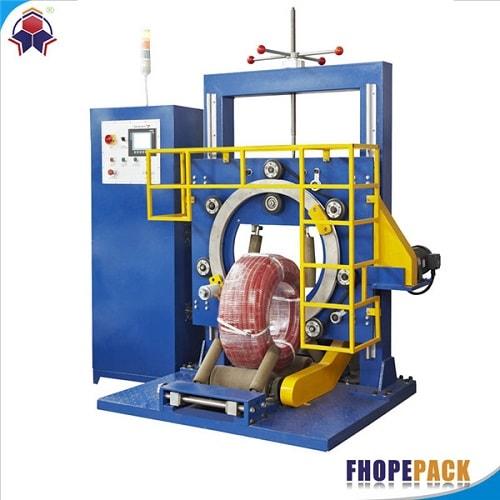 管卷缠绕包装机 立式 FPH-400