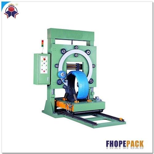 钢丝线卷包装机-FPW-500