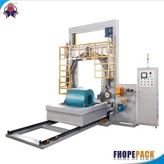 Wire coil wrapping machine-FPW-800