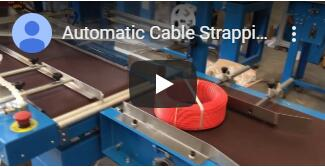 auto cable packing line