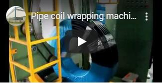 PIPE COIL PACKING MACHINE