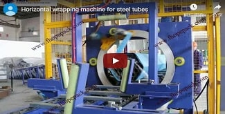 horizontal-orbital-wrapping-machine-for-steel-tubes