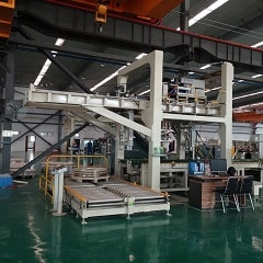 Steel Coil Packaging line