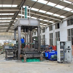 Wire Coil Packaging line