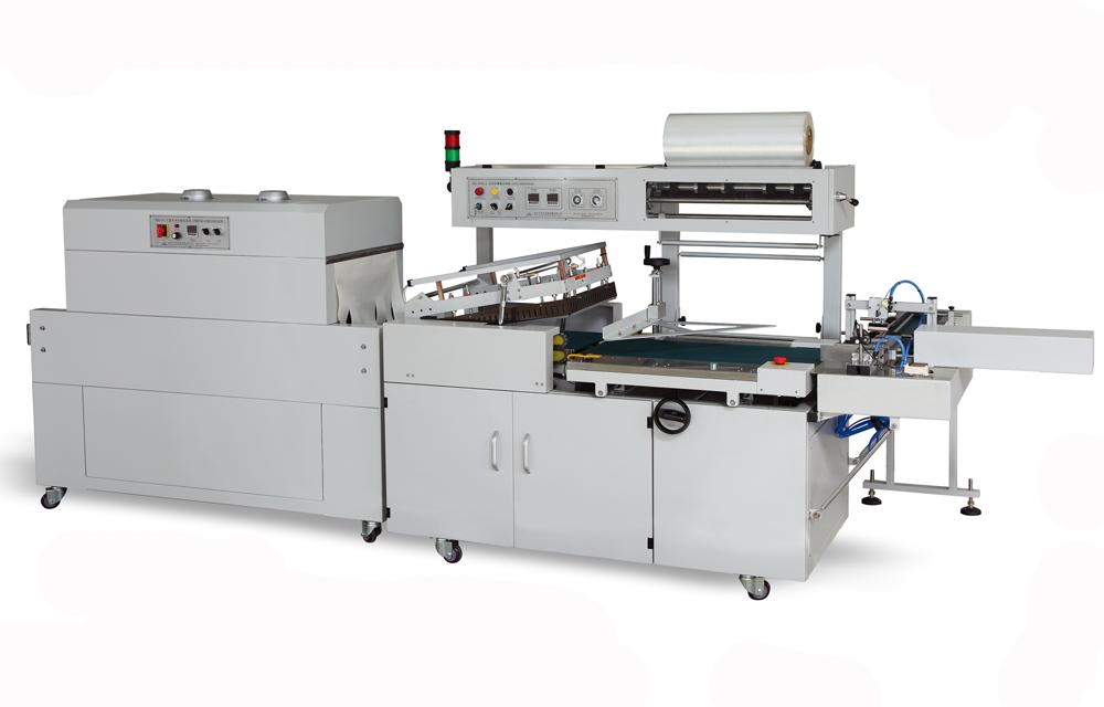 L-Bar Shrinking Machine FP-400LC+SH-450C