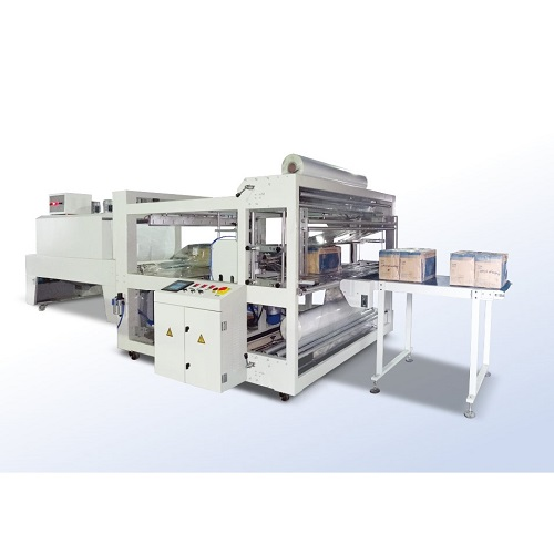 Aluminum Shrink Wrap Machine | For Aluminum prfole & Trims
