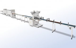 PVC Sheet Shrink Wrapping Machine | Panel Packing |board shri