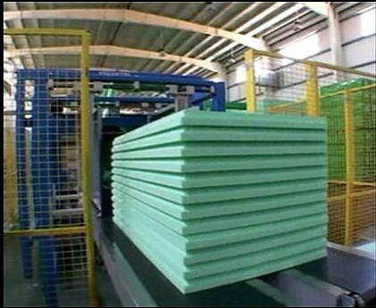 Board Shrink Wrap Machine