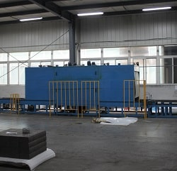 large industrial shrink wrap machine |for pallet| for furnitu