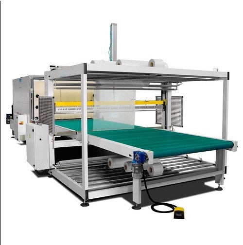 Panel Shrinking & Packing Machine