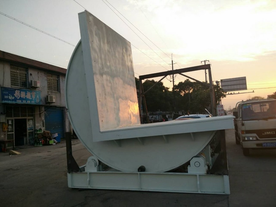 low price coil upender tilter
