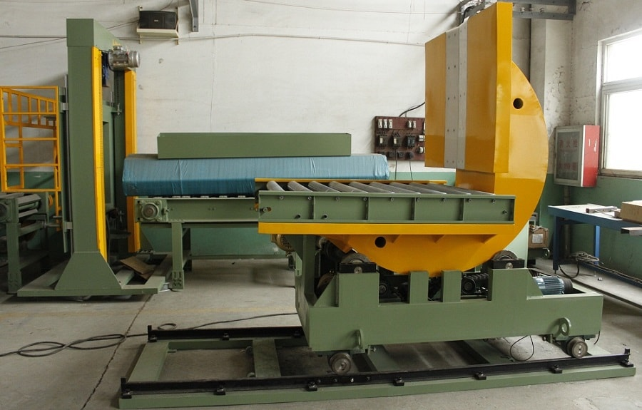 China Coil Upender Tilter Hydraulic Upender Manufacturers