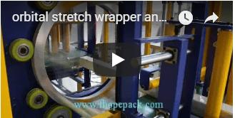 Horizontal Orbital Wrapping Machine Manufacturer | FhopePack
