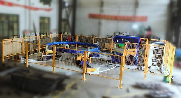 Supportive bearing packing machinery
