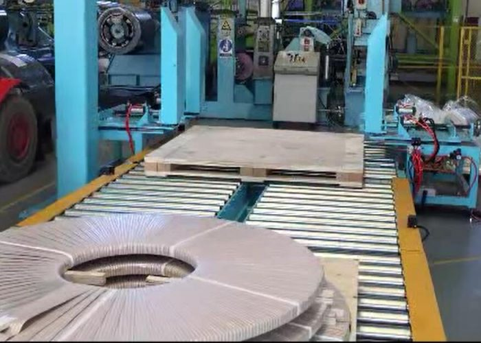 coil packing line manufacutrer in CHina