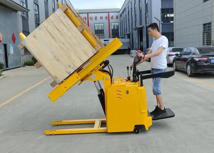 mobile pallet changer manufacturer